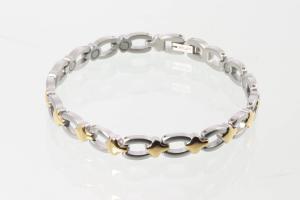8139B - Magnetarmband bicolor