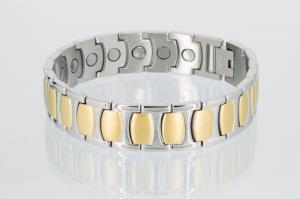 8571B - Magnetarmband bicolor