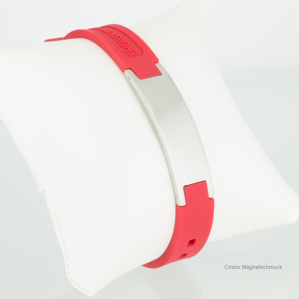 KER9020SSet - Magnetschmuckset rot