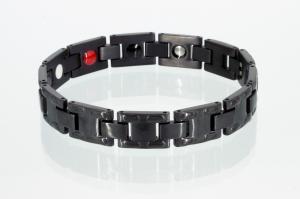 TE8455BL - Titan-Energiearmband schwarz