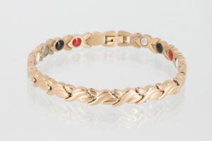 4-Elemente Armband rosegold - e8333rg