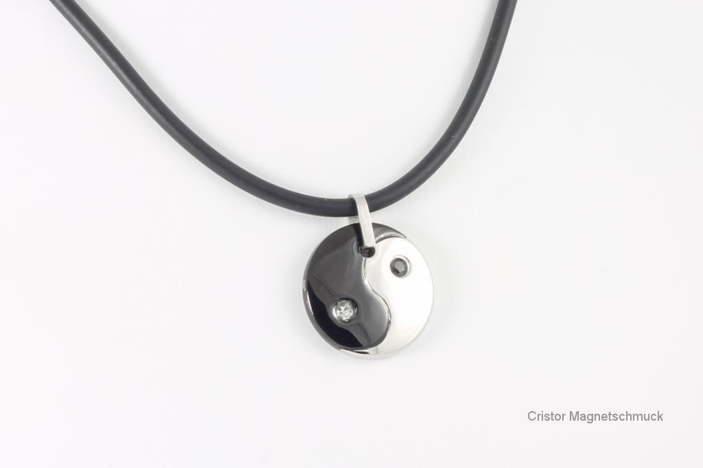 A1618BLSZ - Magnetanhänger Yin-Yang