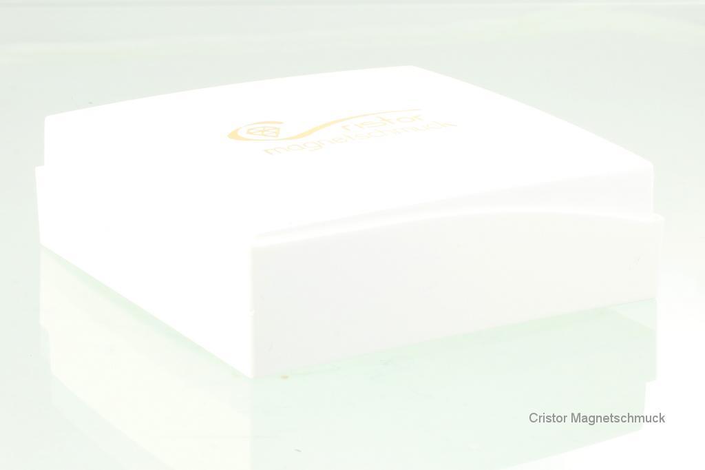 Sch02w - Schmuckschatulle für Anhänger weiß