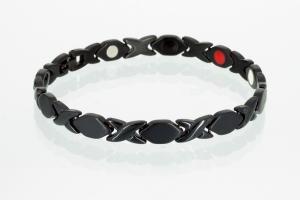 TE8315BL - Titan-Energiearmband schwarz