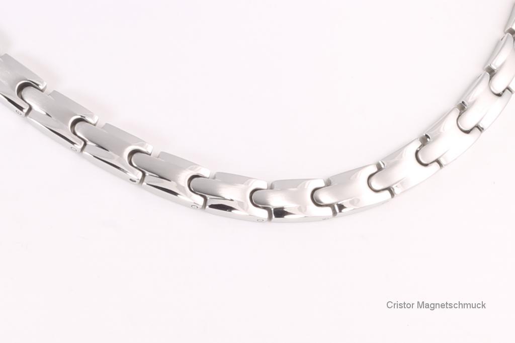 H9019S - Halskette silberfarben