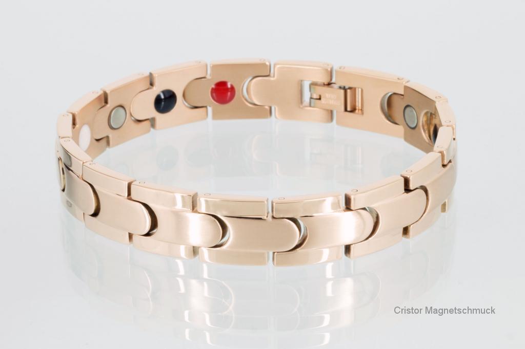 E8062RG - 4-Elemente Armband rosegold
