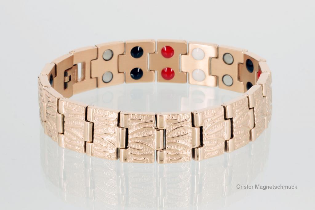 E8422RG - 4-Elemente Armband rosegold