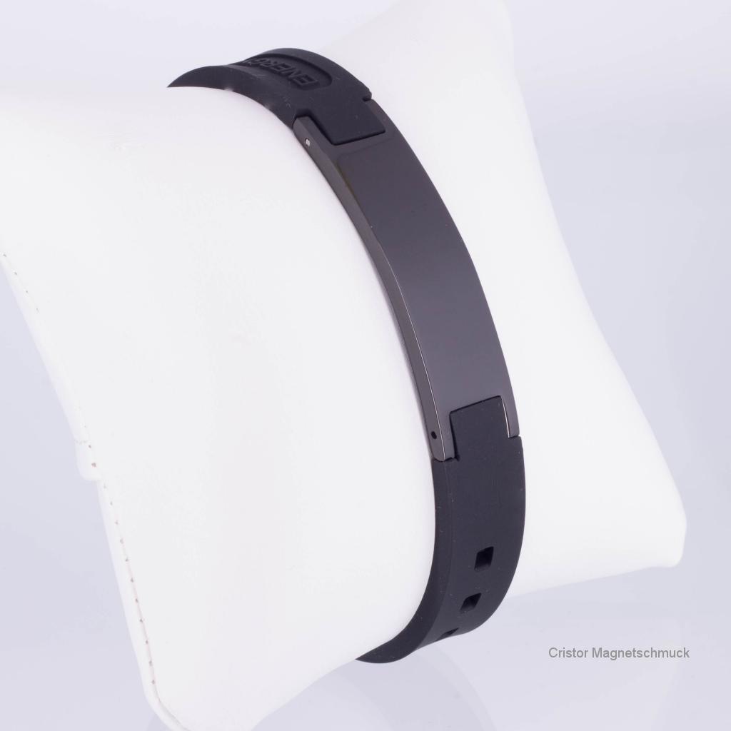 KEBL9020BL - Energiearmband in schwarz