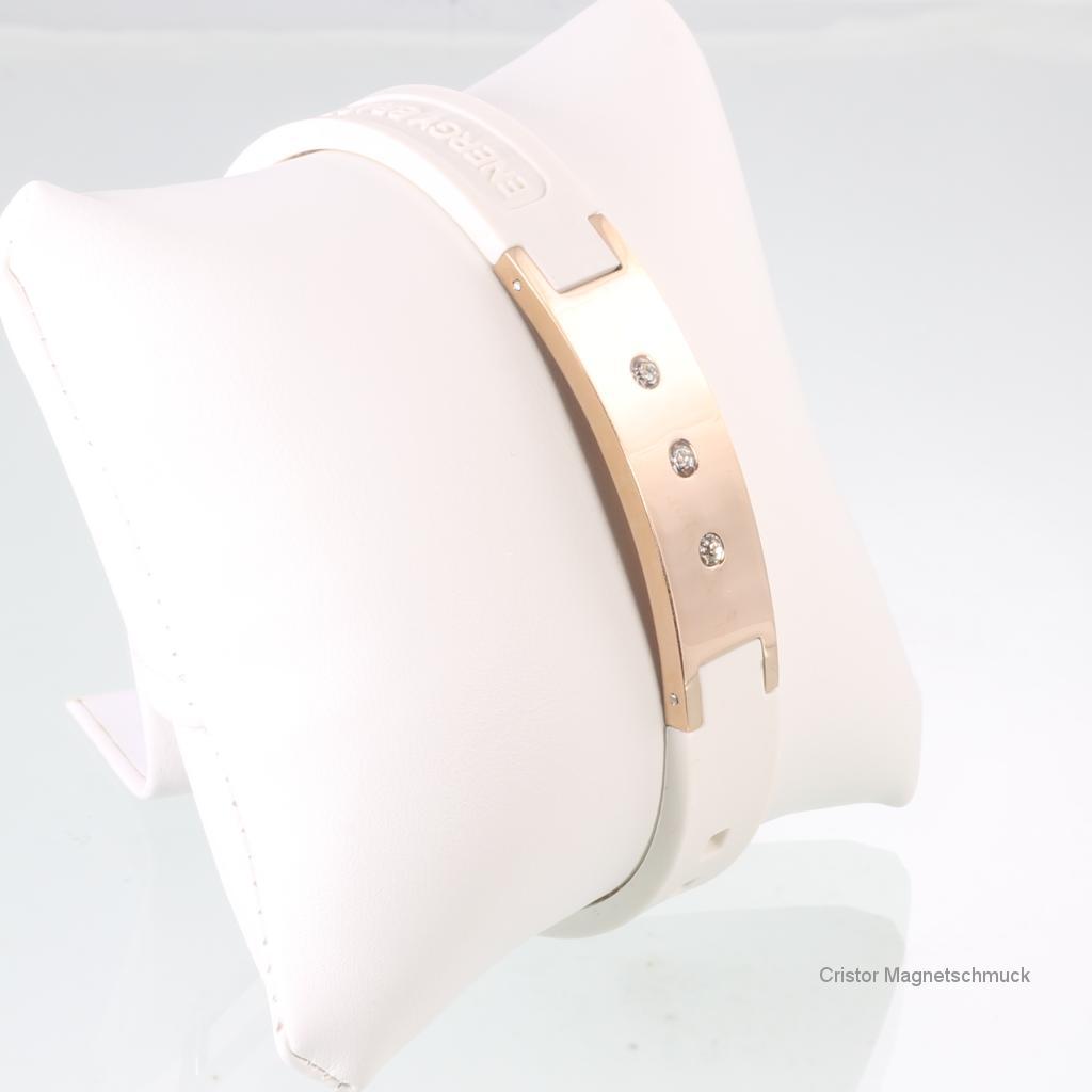 A4577ESSet - Magnetschmuckset rosegoldfarben
