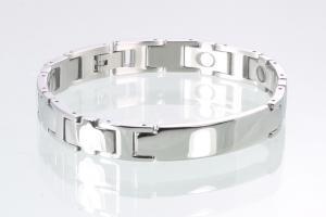8720S2 - Magnetarmband silberfarben