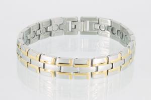 8035B - Magnetarmband bicolor