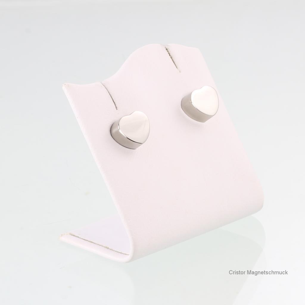 8049SSet - Magnetschmuckset silberfarben