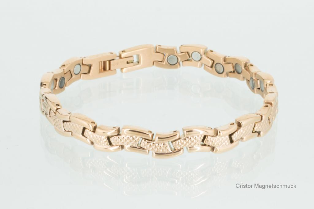 8002RG - Magnetarmband rosegold
