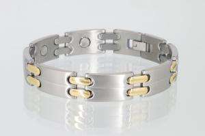 8044B - Magnetarmband bicolor