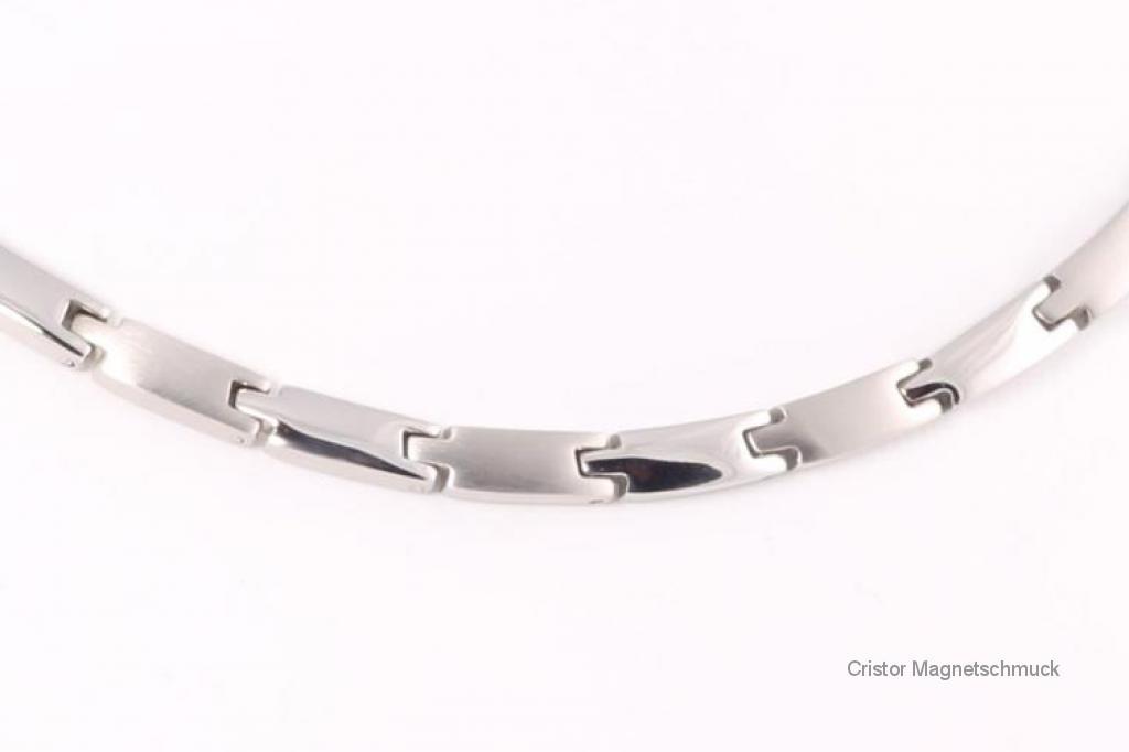 H9031S - Halskette silberfarben