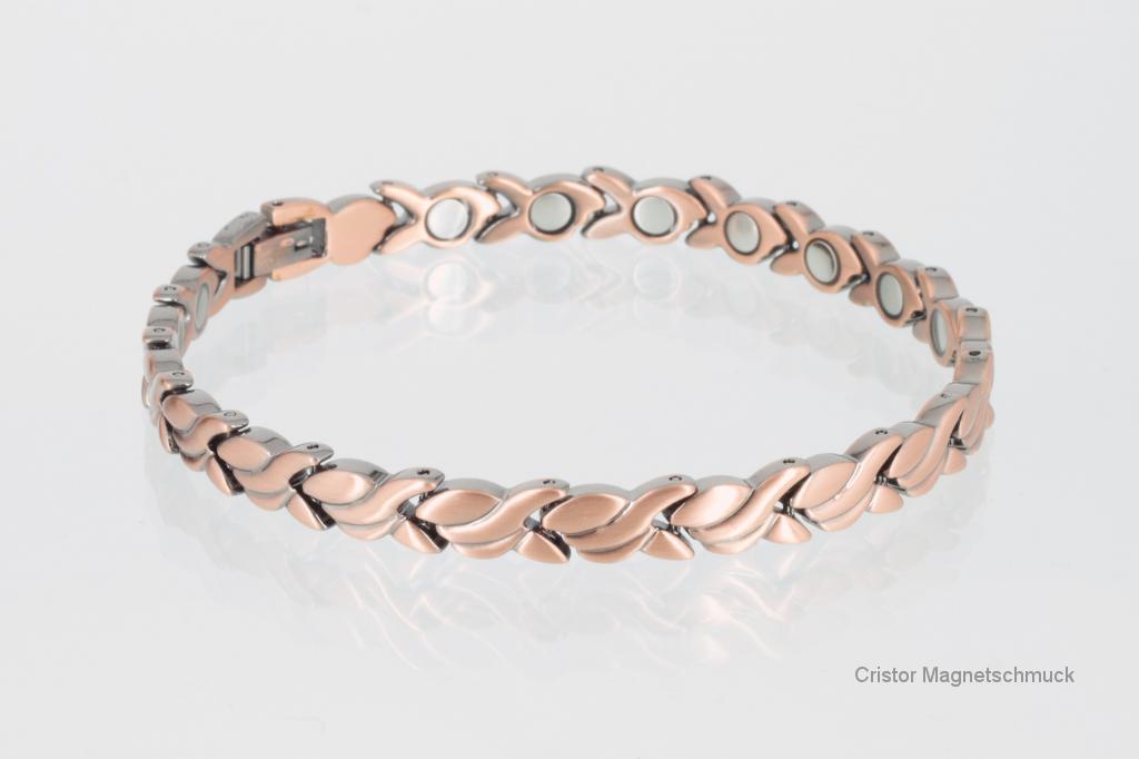 CU8333 - Kupfer - Magnetarmband