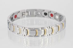 E8263B2 - 4-Elemente Armband bicolor