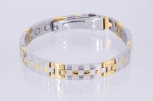 8181B - Magnetarmband bicolor