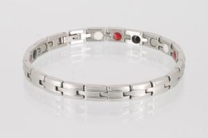 E8146S - 4-Elemente Armband silberfarben