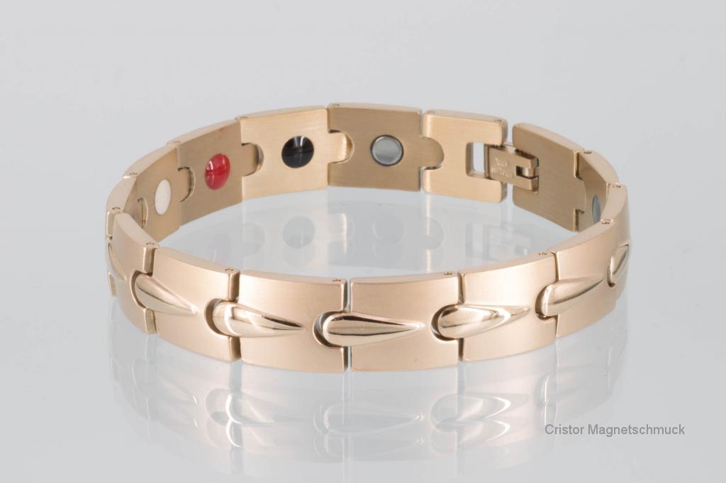 E8272RG - 4-Elemente Armband rosegold