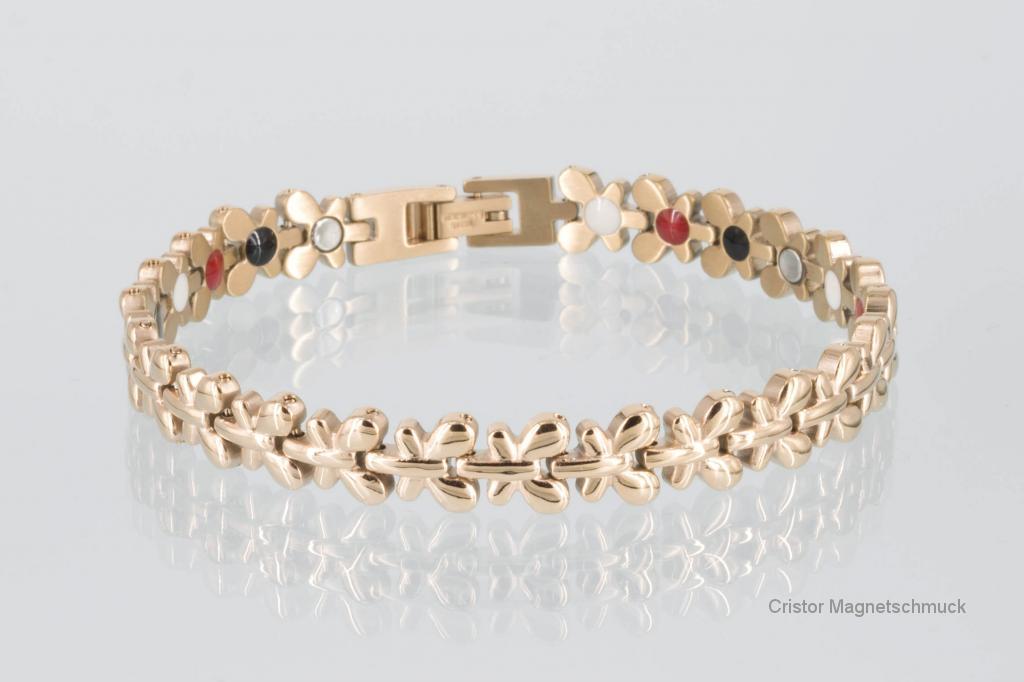 E8176RG2 - 4-Elemente Armband rosegold