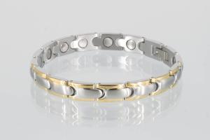 8183B - Magnetarmband bicolor