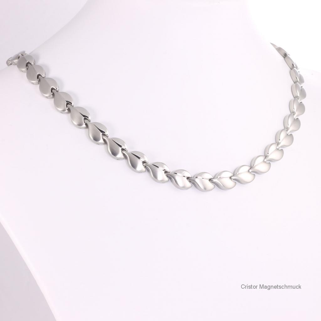 H9017SSet - Halskette und Armband im Set silberfarben