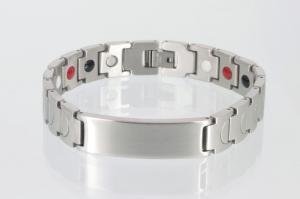 E8282S - 4-Elemente Armband silberfarben