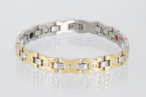 E8217B2 - 4-Elemente Armband bicolor
