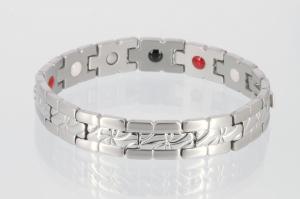 E8131S - 4-Elemente Armband silberfarben