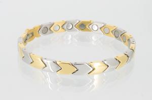 Magnetarmband bicolor - 8030b2