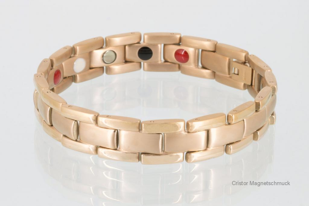 TE8171RG - Titan-Energiearmband rosegold