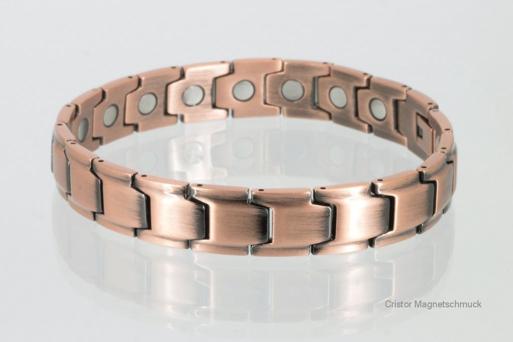 CU8262P - Kupfer-Magnetarmbänder als Partnerset