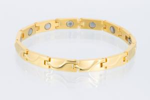 Magnetarmband goldfarben - 8250g