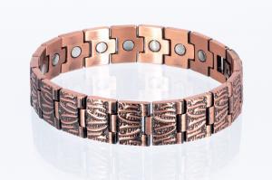 CU8422b - Kupfer - Magnetarmband