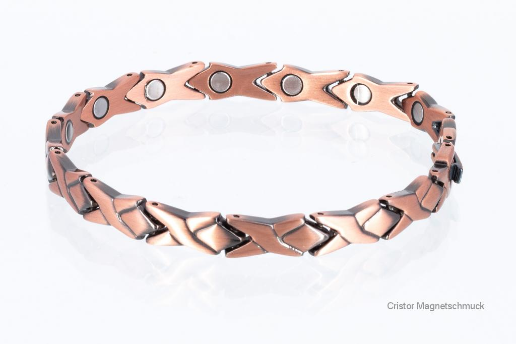 CU8344 - Kupfer - Magnetarmband