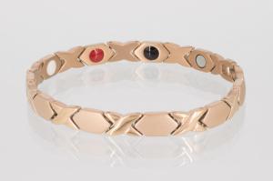 Titan-Energiearmband rosegoldfarben - te8315rg