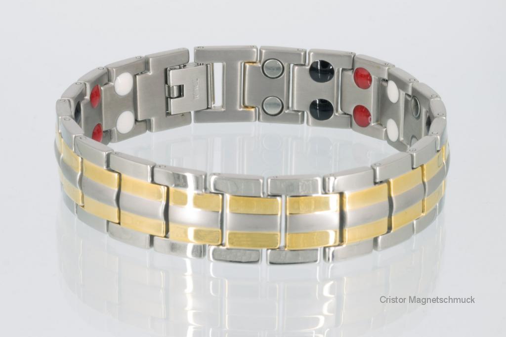 TE8901B - Titan-Energiearmband bicolor