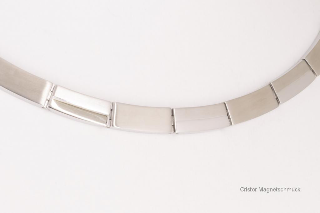 H9001S - Halskette silberfarben