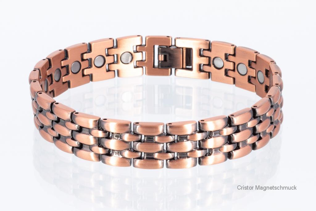 CU8292 - Kupfer - Magnetarmband