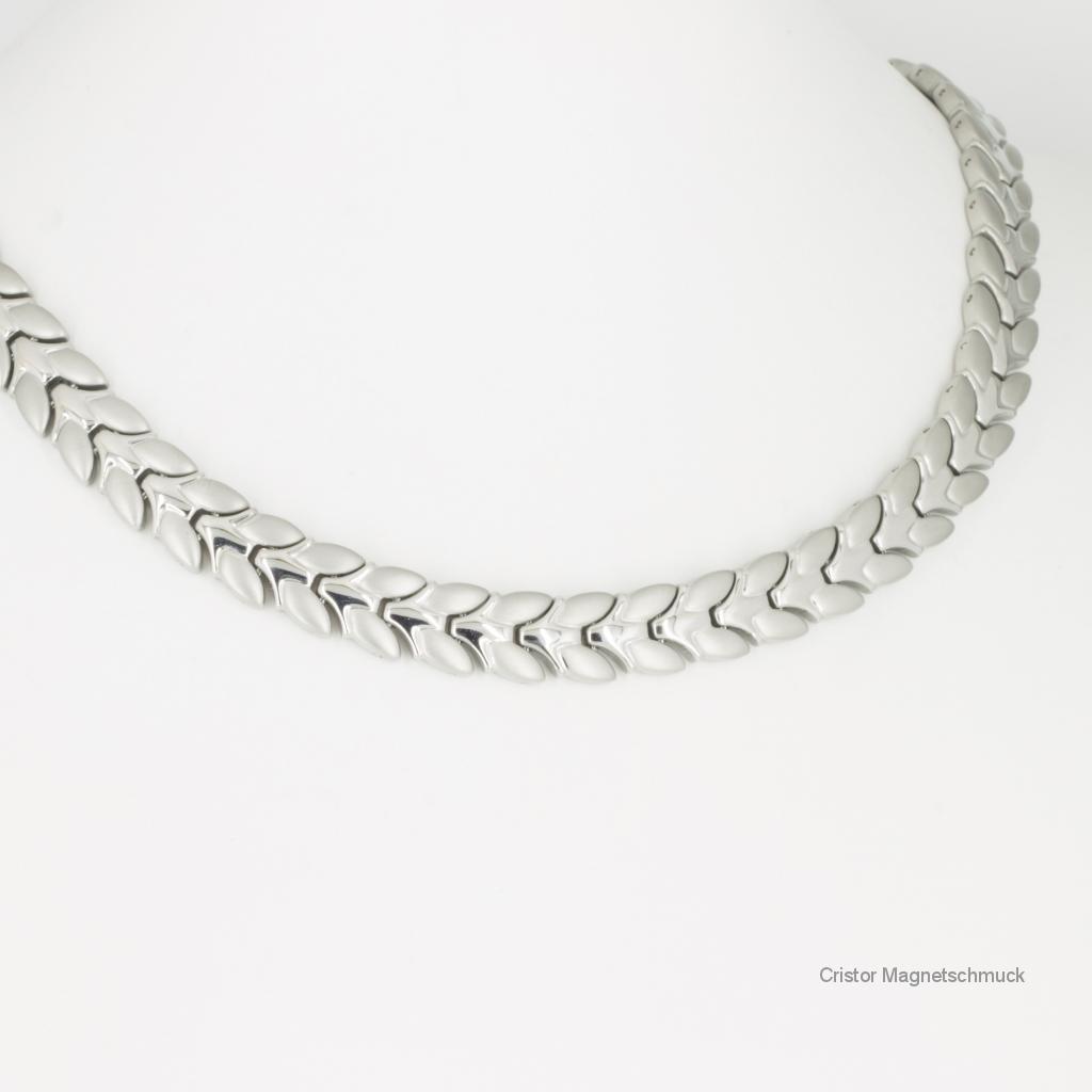 H9032SSet - Halskette und Armband im Set silberfarben