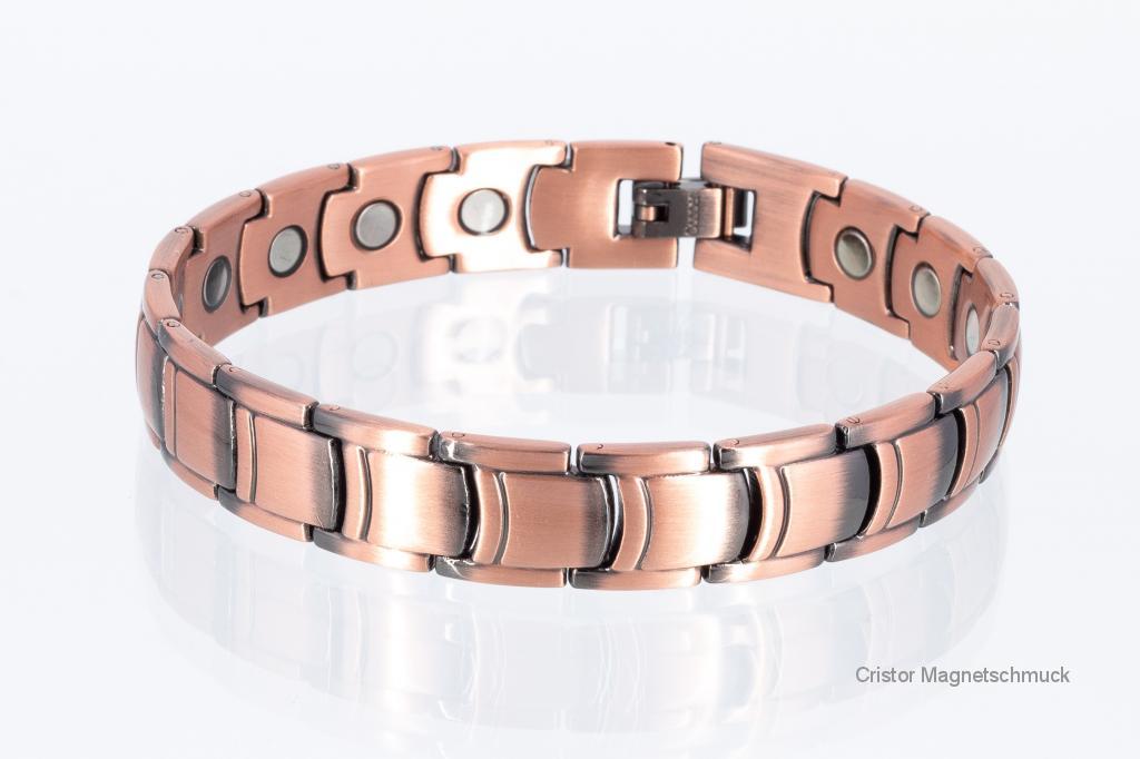CU8263 - Kupfer - Magnetarmband