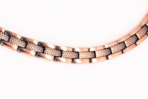 HCU9034 - Kupfer - Magnethalskette