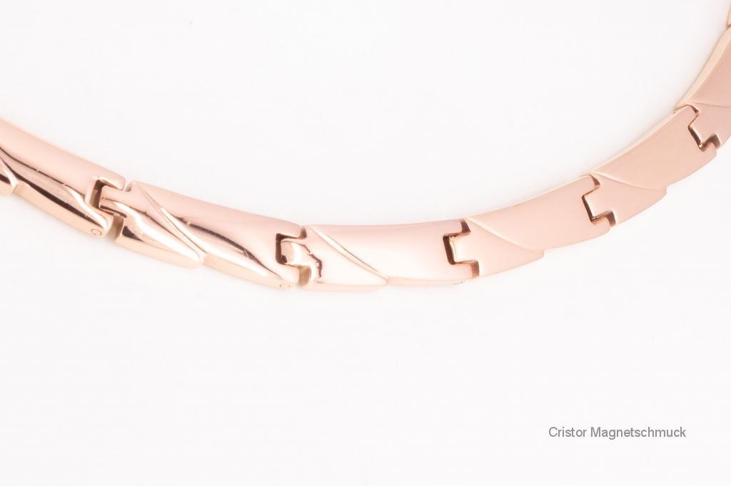 HE9045RG2 - 4-Elemente Halskette rosegoldfarben