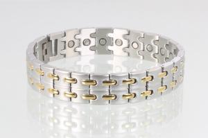 Magnetarmband bicolor - 8008b
