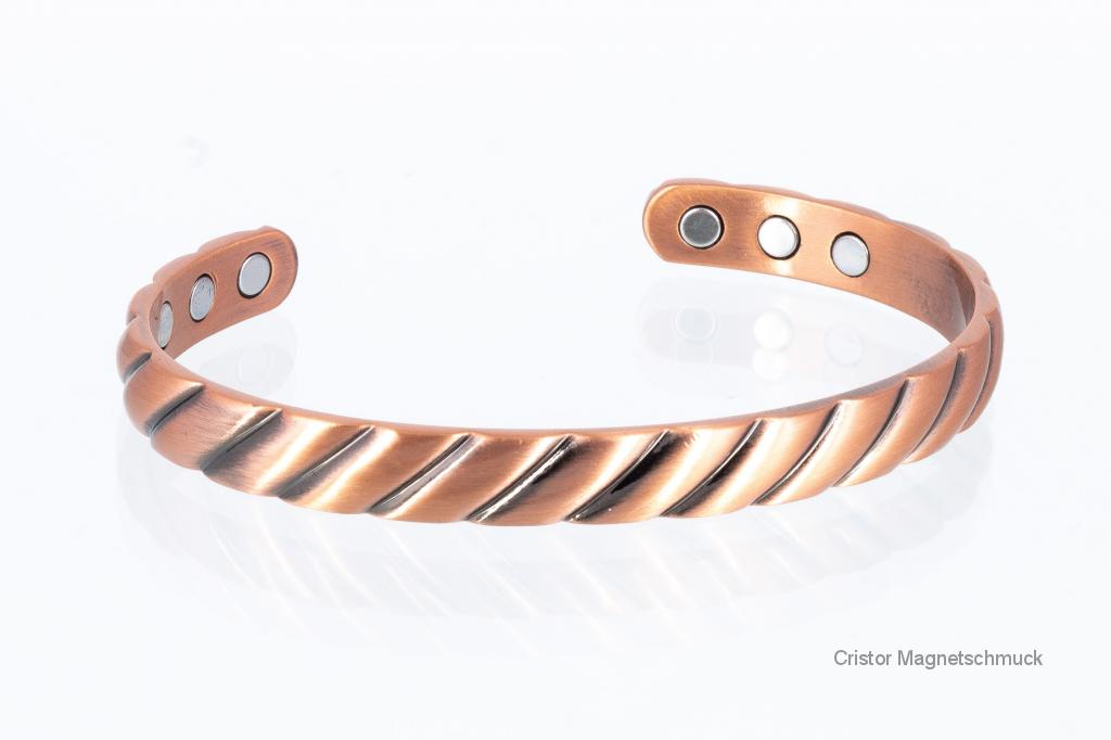 CU8369 - Kupfer - Magnetarmband