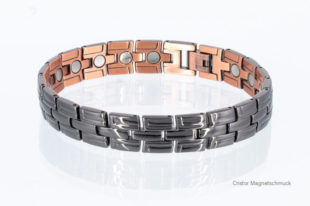 CU8035BL2 - Kupfer - Magnetarmband