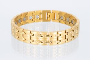 Magnetarmband goldfarben - 8008g