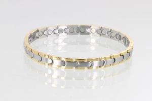 Magnetarmband bicolor - 8061b
