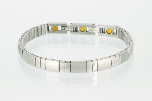 F5004S - Flexarmband silberfarben